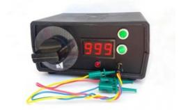 Прилад для перевірки потужних IGBT і MOSFET транзисторів з N-каналом