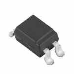Оптопара PC817 оптоелектронний прилад SMD-4