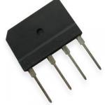 Діодний міст GBJ2510 25А 1000V двоперіодний