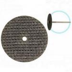 Відрізний армований диск по металу 32мм