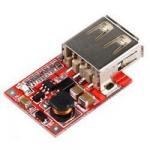 Модуль конвертор DC-DC підвищуючий вихід USB 5V 1A