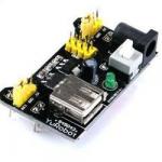 Модуль MB102 живлення 3.3V 5V Arduino і макетних плат