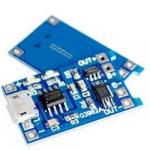 Модуль NX18650 контроль заряду Li-ion акумуляторів 1A 5V