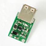 Модуль USB підвищуючий DC-DC 0.9-5V конвертор 5V 600mA