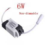 Драйвер для світлодіодного світильника 12-25V 300mA 6W
