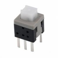 Кнопка PB22E07 з фіксацією (B92-04-05) 7x7x10mm