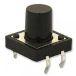 Кнопка тактова 12x12х5.0mm без фіксації
