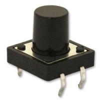 Кнопка тактова 12x12х7.0mm без фіксації