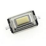 Кнопка тактова CC-310 3х6 h=2.5mm з двома виводами