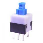 Кнопка PB22E08 з фіксацією (B94-05-04) 8x8x14mm