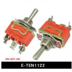 Тумблер E-TEN1122 ON-OF-ON 250V 15A