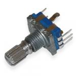 Енкодер RE11 (EC11) L=15mm з кнопкою