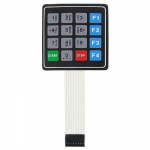 Матрична мембранна клавіатура для Arduino 4х4 Universal Keyboard