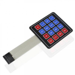 Матрична мембранна клавіатура 4х4 для Arduino Universal Keyboard
