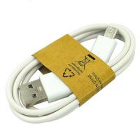Кабель USB-microUSB для Power Bank 80 см білий