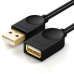 Кабель Samzhe 2E USB (2E-W-3168) 2м чорний