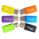 Кардрідер Q34 microSD USB2.0