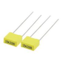 Конденсатор корекційний 0.15uF 100VAC крок 5 мм