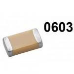 Конденсатор 0603 0.5pF 50V керамічний