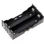 Тримач для двох акумуляторів 2х18650 Li-Ion