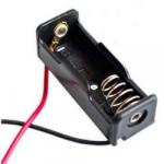 Тримач батарейки 12V 23A з проводами