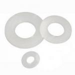 Шайба ізолююча М3 білий пластик