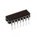Мікросхема К511ИЕ1 лічильник DIP14