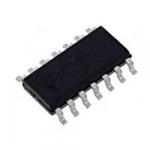Мікросхема HEF4093BM логічні елементи 2І-НЕ SO14