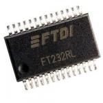 Мікросхема FT232RL перехідник SSOP28 USB - COM