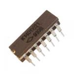 Мікросхема К140уд1 операційний підсилювач DIP14