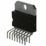 Мікросхема TDA7294 підсилювач НЧ моно Multiwatt15