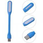 Лампа USB підсвічування клавіатури ноутбука синя