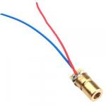 Лазер червоний крапка 3В 650нМ 5мВт 6мм