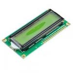 РК-дисплей LCD1602A рідкокристалічний зелений
