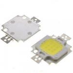 Світлодіод 10W LED 900-1000LM 12V 1A білий