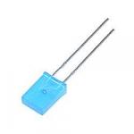 Світлодіод синій 2х3х4 мм LED прямокутний