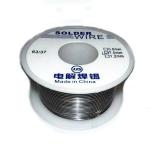 Припій Solder Wire Sn63Pb37 0.6 мм без флюсу 100г