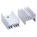 Радіатор алюмінієвий 20х15х10 мм