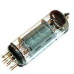 Радіолампа 6П1П-ЕВ вихідний пентод