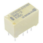 Реле G6S-2 5VDC Omron електромагнітне
