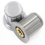Ручка для резистора WXD3-13-2W сіра