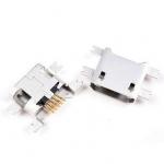 Гніздо Micro USB 5pin монтаж на плату