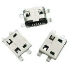 Гніздо micro USB 5pin для монтажу в отвори