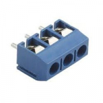 Клемник KF301-3Р 5.0mm PCB 300V 10A (AWG 22-14)