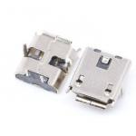 Гніздо micro USB 2pin 90 на плату
