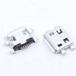 Гніздо micro USB 5pin на плату в отвори