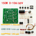 Електронне навантаження 150 Вт 0-10 А / 72 В DIY