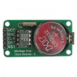 Модуль DS1302 RTC годинник для ARDUINO