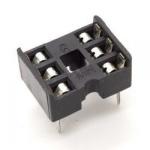 Панелька для мікросхем DIP-6