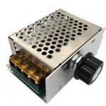 Регулятор потужності 4000Вт (димер) в корпусі